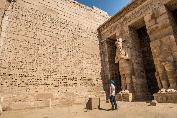 Private Guided Tour to Luxor Temple from Luxor