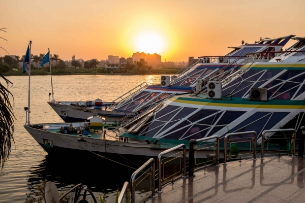 River Nile Dinner Cruise with Buffet Dinner