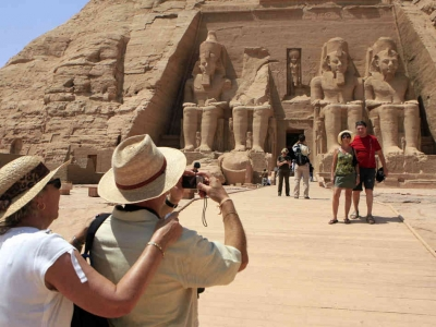 Cairo Day Trip by Air from Sharm El Sheikh