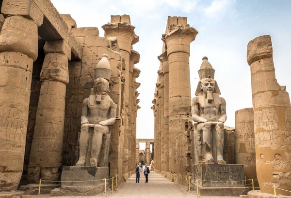 Private Tour: Luxor Day Trip From Hurghada Including Valley of the Kings