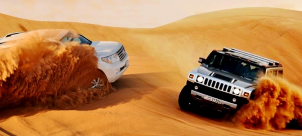 4x4 Jeep Adventure from Sharm