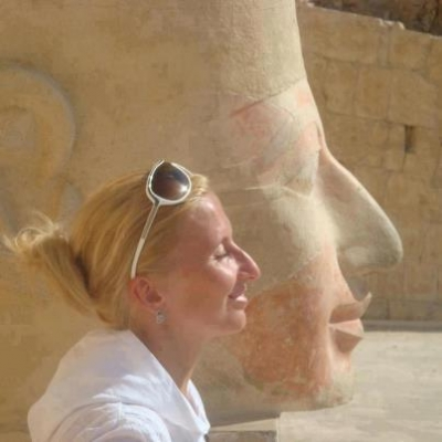 Close to Queen Hatshepsut