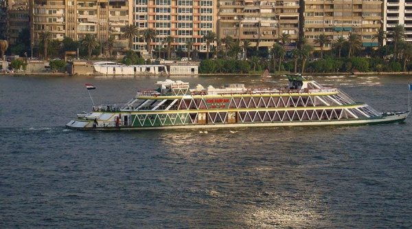 Cairo at Night River Nile Dinner Cruise